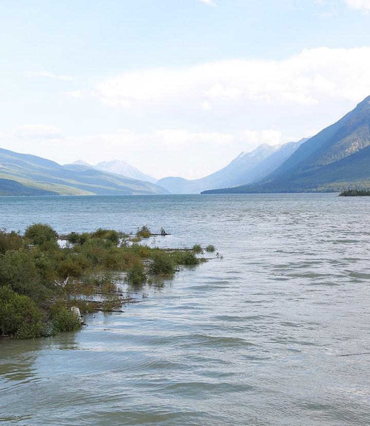 Kinbasket water levels could stay high til October