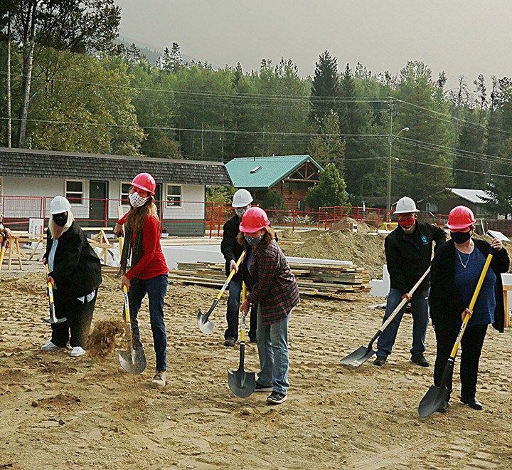 13 new rental units under construction
