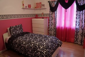My 13 Year Old Sister's New Room!