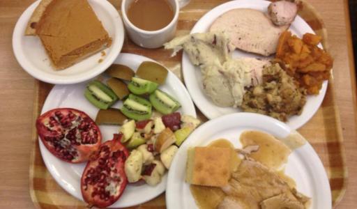 Thanksgiving at Rutgers