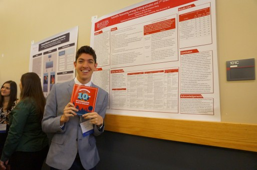 The 10th Annual Undergraduate Research Symposium at Rutgers