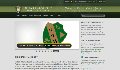 My Story Was Featured On DLP's National Website!