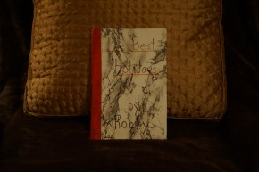 """The First Book I Ever Wrote: """"The Best Holidays"""""""