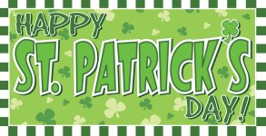 Happy Saint Patrick's Day!