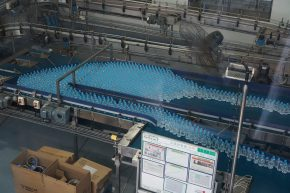Nestle Water Bottle Factory Tour