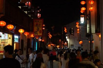 Shopping in Suzhou