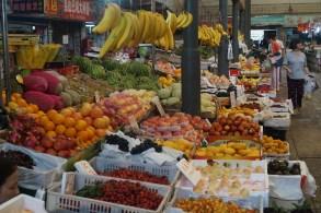 My Stroll Through a Chinese Farmers Market