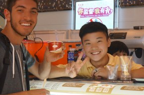 My Crush on the Chinese Ice Cream Guy