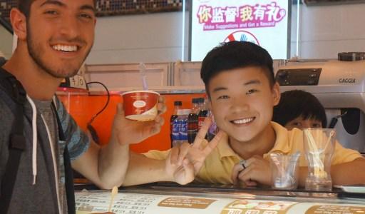 My Crush on the Chinese Ice Cream Guy
