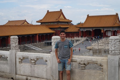 Rocky's Trip to China