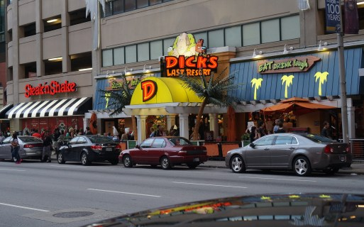 Dick's Last Resort: A Dining Experience Like No Other