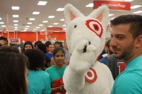 Rutgers Target Night: Free Swag Bag and Skin Rash