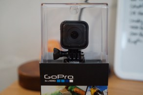 Purchased a GoPro Hero4 Session For My Upcoming Trip