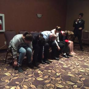 My Hypnosis Show in Michigan