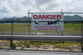 The Insanity of Jet Blasts at SXM Maho Beach