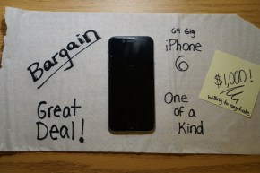 Listing My iPhone 6 For Sale… Exclusive Offer!