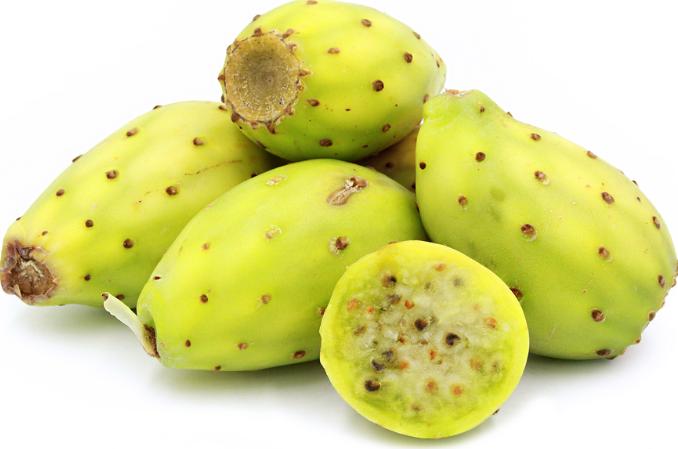 Fresh Cactus Pears