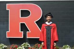Rutgers Block R