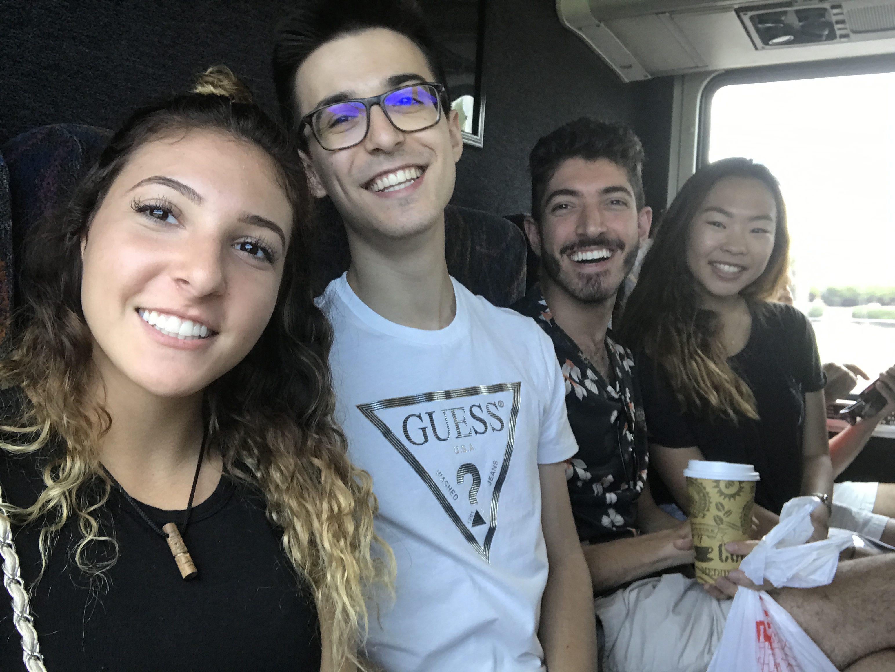 MOMA Trip!