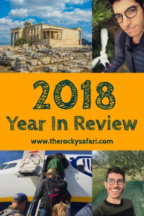 My New 2018 Year-In-Review Is Now Up!