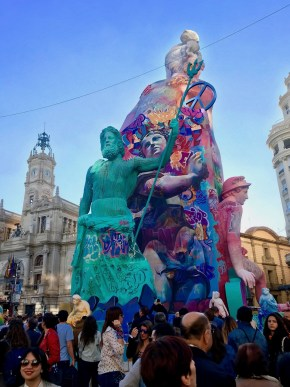 The Beauty That Was Fallas in Valencia, Spain