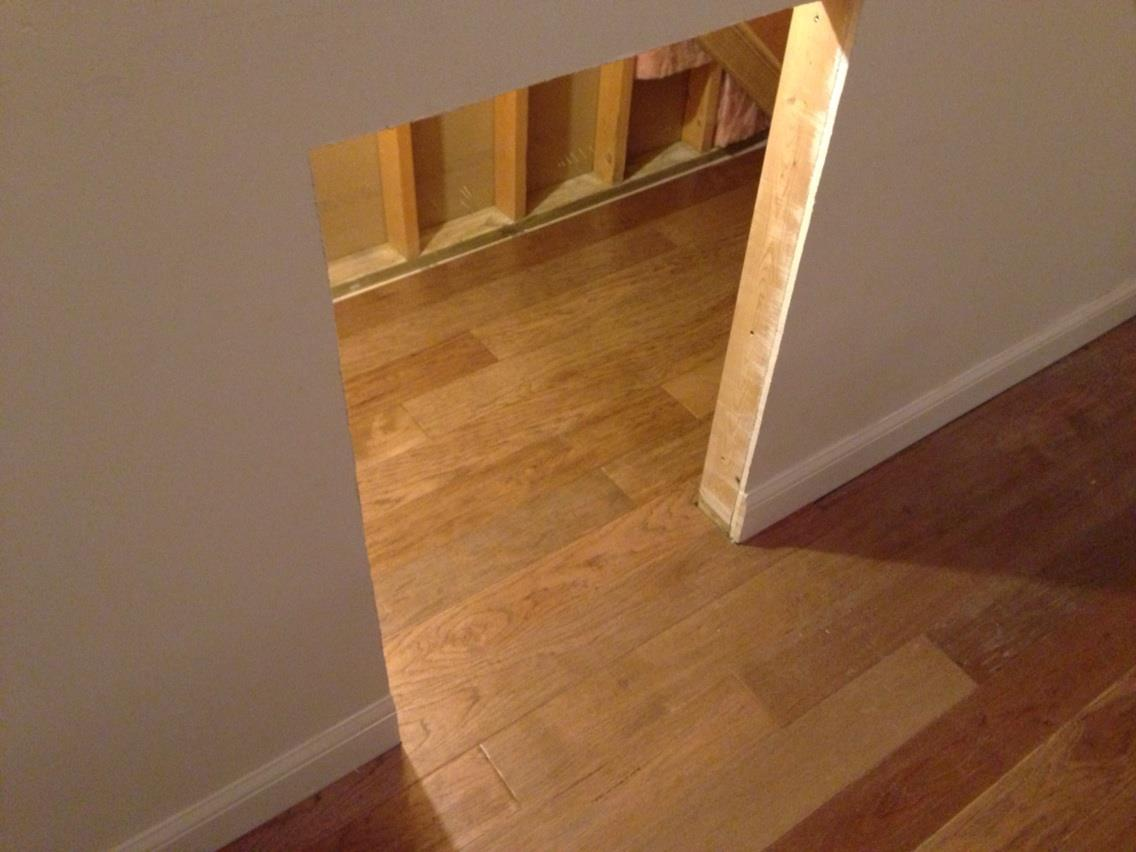 Diy Dog House Under The Stairs Tutorial The Rodimels
