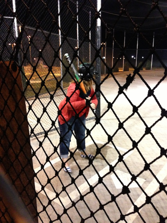 Rachael-batting-cages