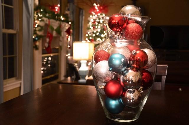 Christmas decor ornaments
