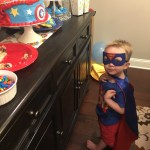 Everett's Superhero 3rd Birthday