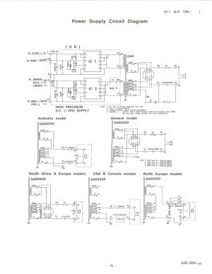 Yamaha Keyboard Circuit Diagram  Somurich