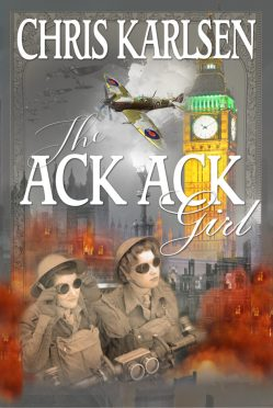 The Ack Ack Girl ebook