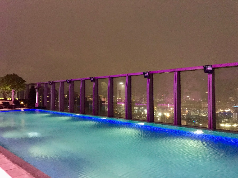 W Hong Kong and one of the world's highest rooftop pools | The Rooftop Guide