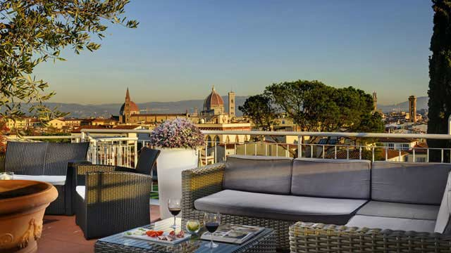 11 Best Rooftop Bars in Florence 2019 UPDATE