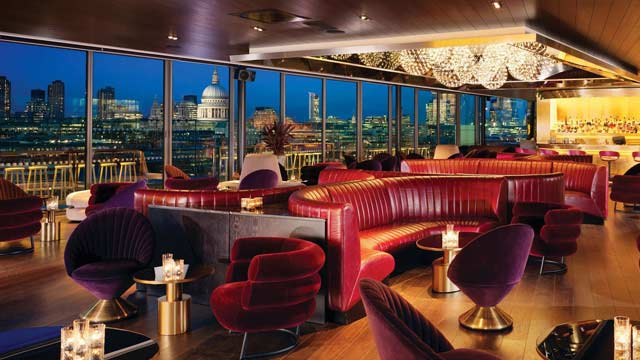 12th Knot  Rooftop bar in London  The Rooftop Guide