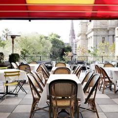 White Wicker Chairs And Table Rustic Metal Dining Uk 17 Best Rooftop Bars In Melbourne 2019 [complete With All Info]