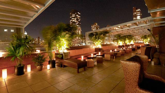 Empire Hotel Rooftop In New York NYC The Rooftop Guide