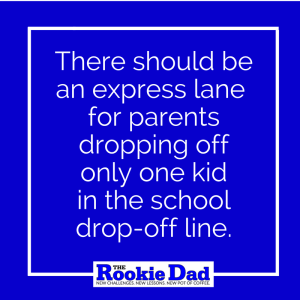 school drop-off