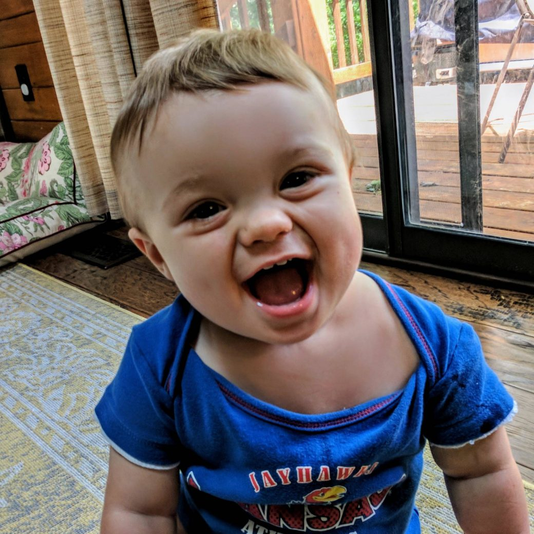 A Letter To My Son On His First Birthday