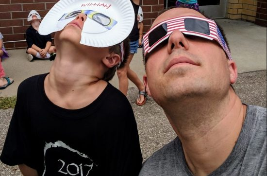 Looking at the August 21st, 2017 Eclipse