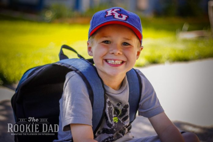 A-Letter-to-my-son-on-his-last-day-of-first-grade