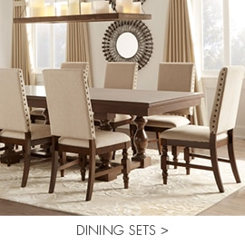 dining set with bench and chairs spring motion patio dinng room furniture the roomplace sets