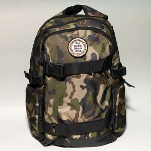 Mochila The Room Skate Straps Camo