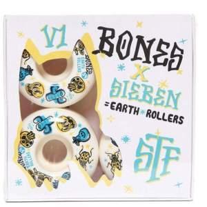 Ruedas Bones 54mm Sieben Hearth Rollers STF V1