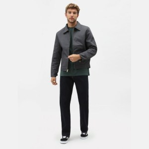 Chaqueta Dickies Eisenhower Lined Grey