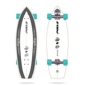 Surf Skate Yow Pukas La Loca 31.5″