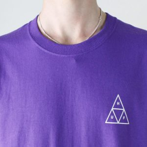 Camiseta Huf Ancient Aliens Grape