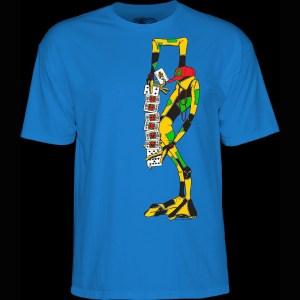 Camiseta Powell Peralta Ray Barbee Rag Doll Royal Blue