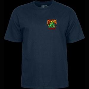 Camiseta Powell Peralta Caballero Street Dragon Navy