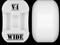 Ruedas Bones 54mm 100´S V4