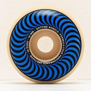 Ruedas Spitfire 56mm F4 Classic Blue 99A